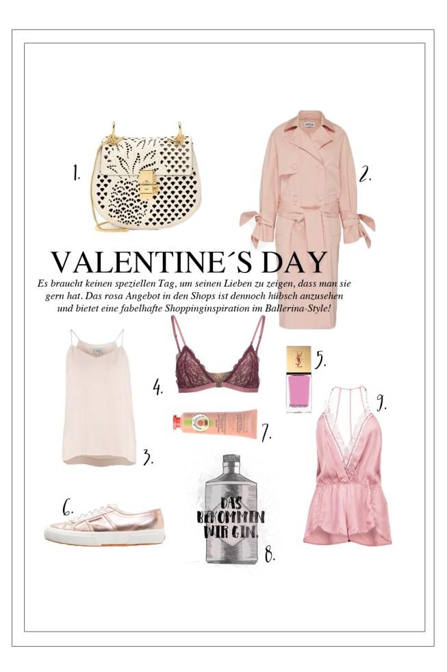 Valentinstag im Ballerina-Style