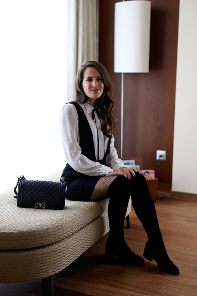 Blog Your Style: Christmas Party Look