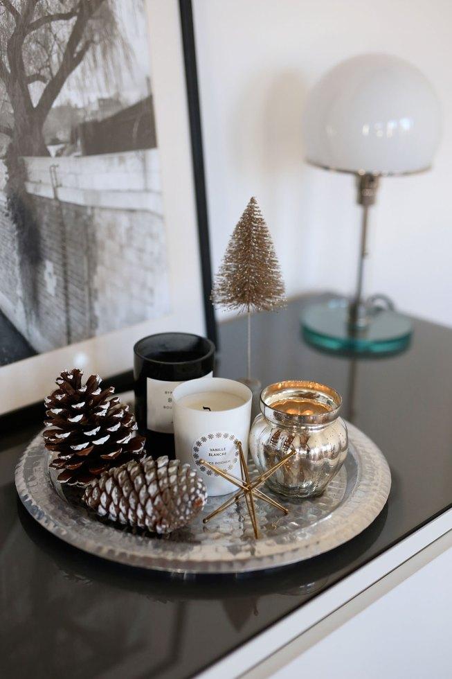 Loft Living: Meine Weihnachtsdekoration im Loft