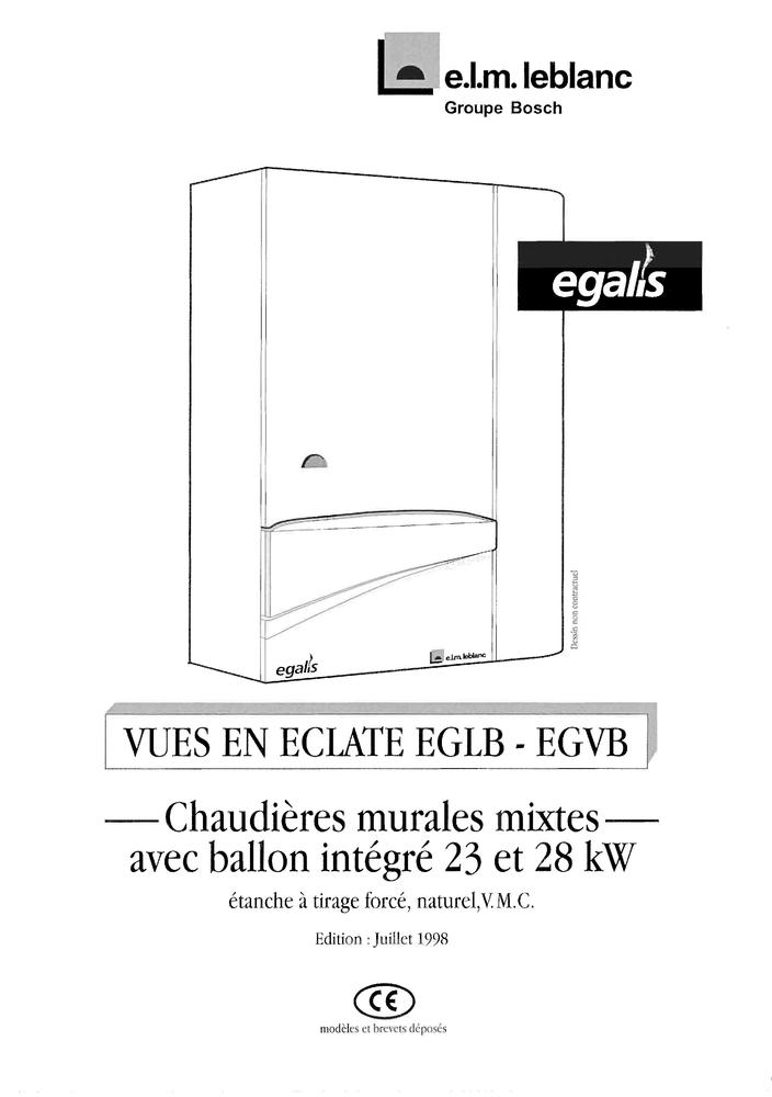 Pieces Detachees Chaudiere Elm Leblanc Egalis Eglb Egvb Pieces Express Pieces Detachees De Chauffage Pour Chaudieres Et Chaufferies