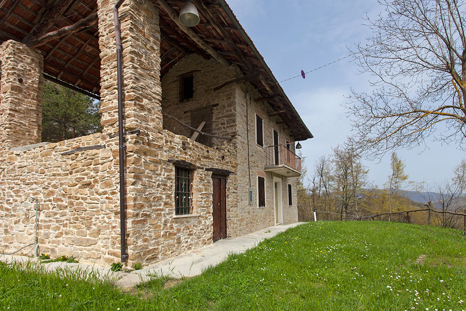 Traditional Italian Rustic Style Home For Sale In Piedmont