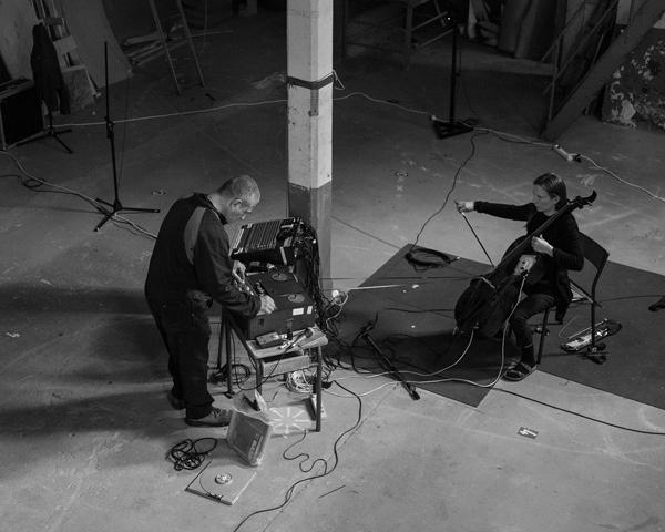 Aude Romary +Jerome Noetinger