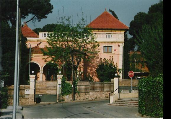 Casa restaurada en San Cugat del Vallés.