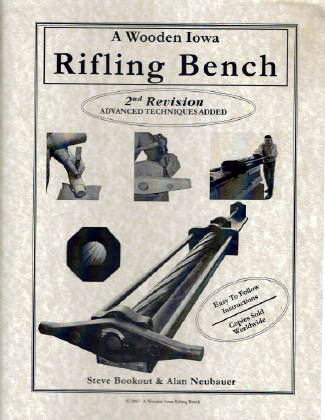 A Wooden Iowa Rifling Bench Bk102