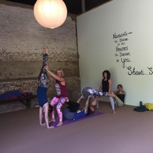 acro weekend zeeland piek studio zutphen