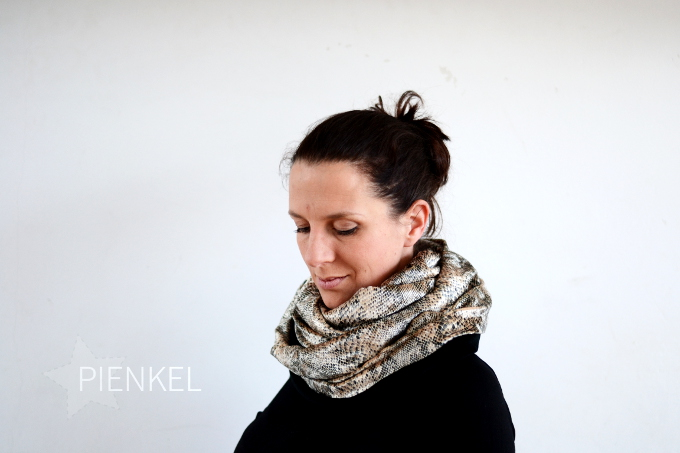 Reversible cowl tutorial