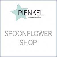 Pienkel button Spoonflower Shop