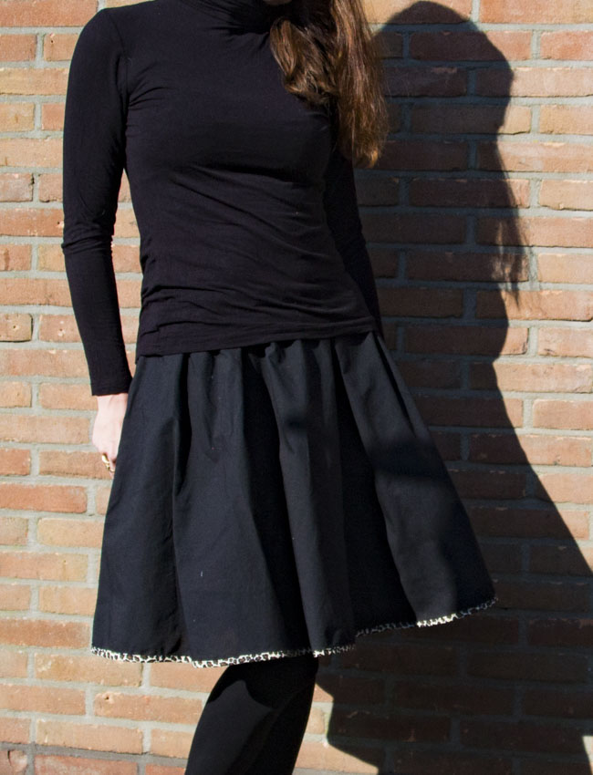 Dyyni Ladies Skirt Pattern - Pattern by Pienkel, available at www.pienkel.com 18