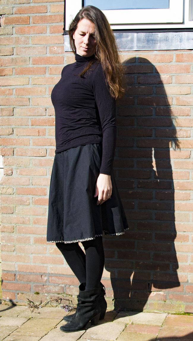 Dyyni Ladies Skirt Pattern - Pattern by Pienkel, available at www.pienkel.com 27