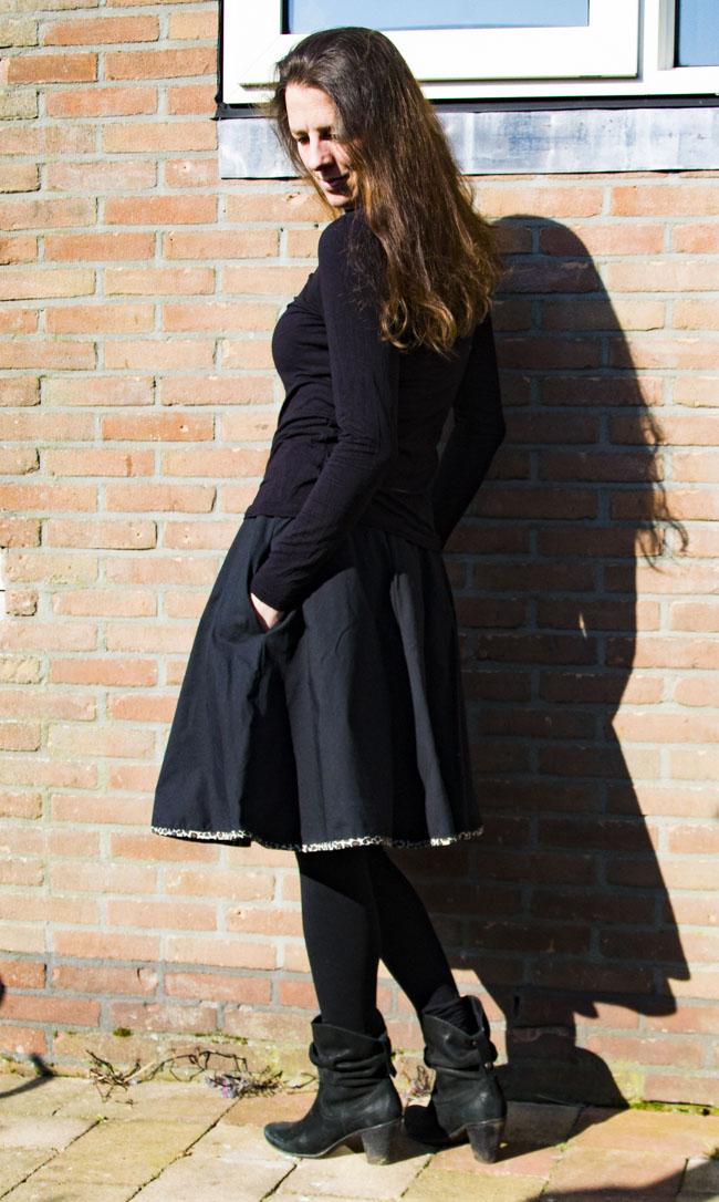 Dyyni Ladies Skirt Pattern - Pattern by Pienkel, available at www.pienkel.com 31