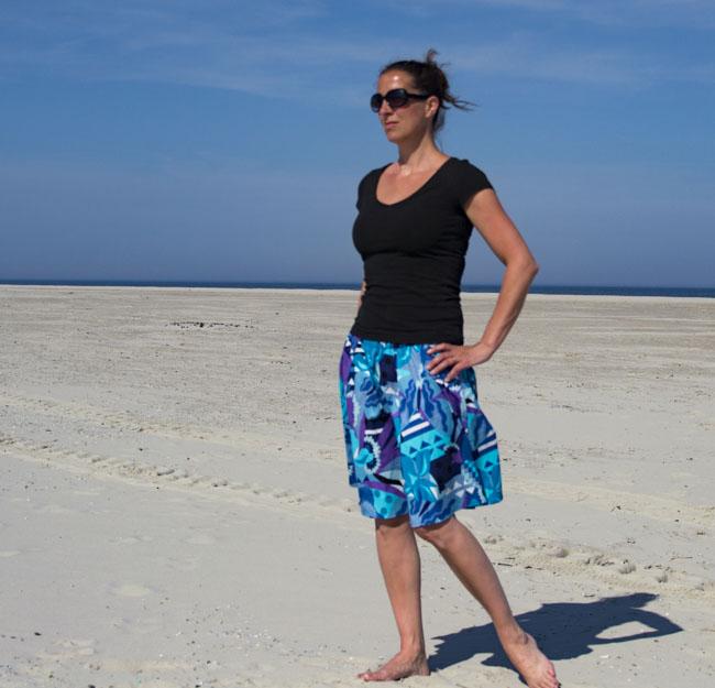 Dyyni Ladies Skirt Pattern - Pattern by Pienkel, available at www.pienkel.com 5