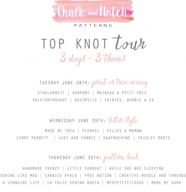 Top Knot Tour Schedule2