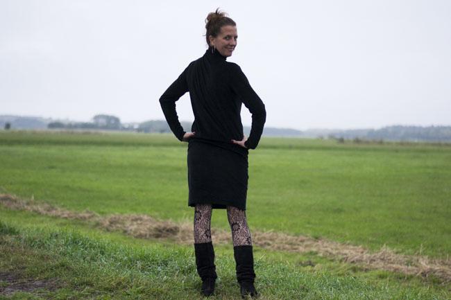 Karl Dress pattern by Schneidernmeistern - Sewn by Pienkel