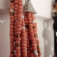 cómo hacer un organizador de collares