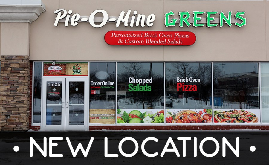 location, pie o mine, greens,