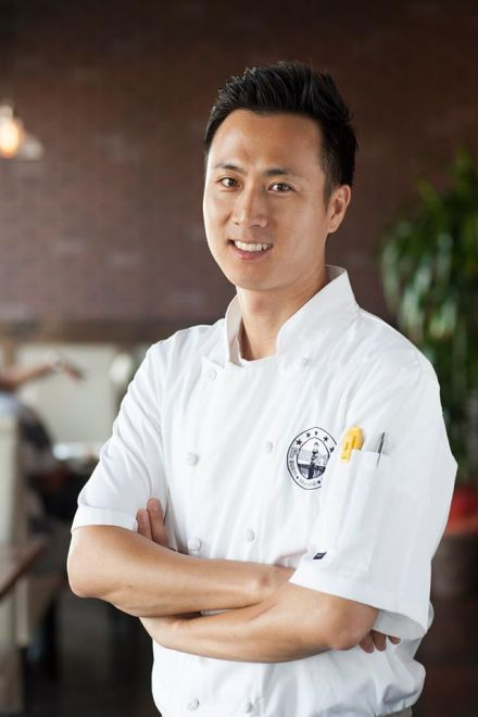 Pier 215 Executive Chef - Ted Jung