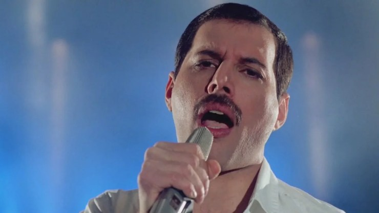 Time di Freddie Mercury