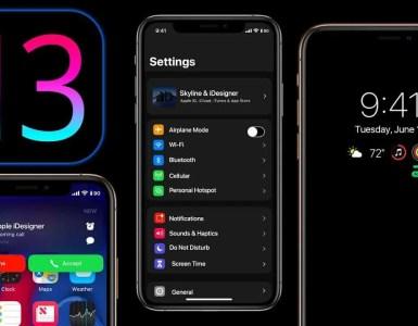 aggiornamenti app iOS 13