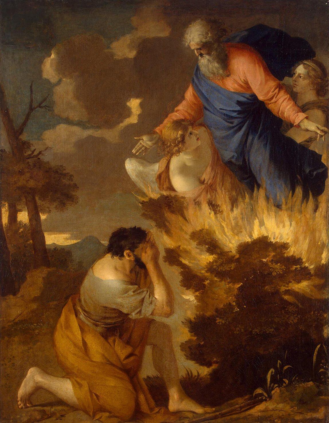 O Sacred Lord of Ancient Israel
