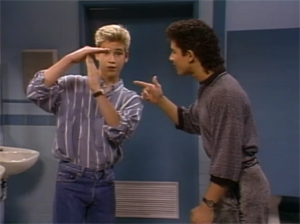 Zack Morris time out