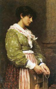 Devotion by Luke Fildes