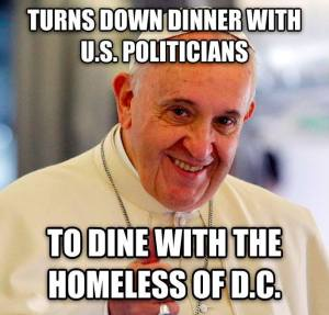Francis homeless