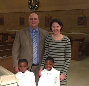 Charlton baptism
