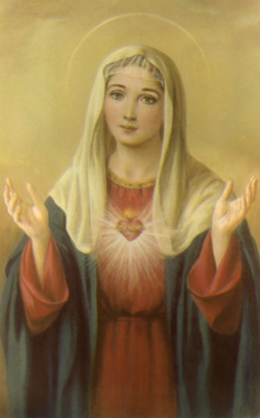 Mary Mediatrix Of Self Surrender Adrienne Von Speyr