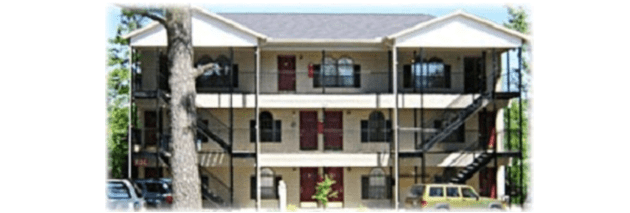 college pointe apartments - pierce properties nwa