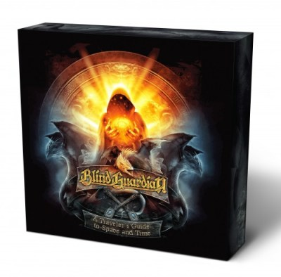 CD - Blind Guardian - Travelers Guide - 2