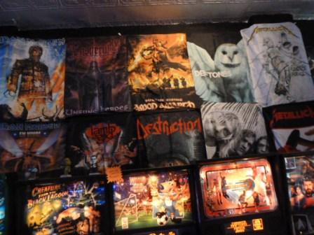 rock fantasy concert shop, music retail shops, rock fantasy