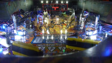 metallica pinball machine, stern pinball machines, metallica