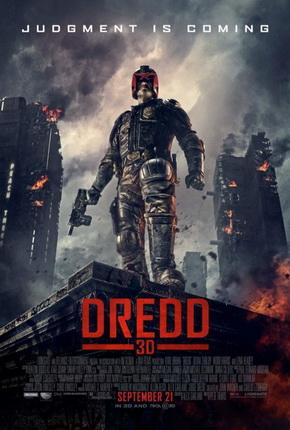 Poster - Dredd - 2012