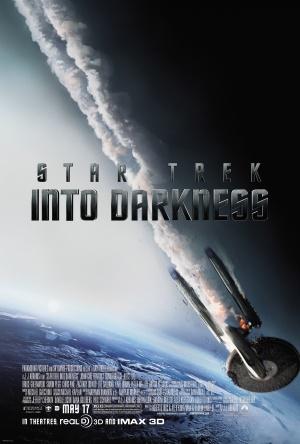 Poster - Star Trek Into Darkness - 2013