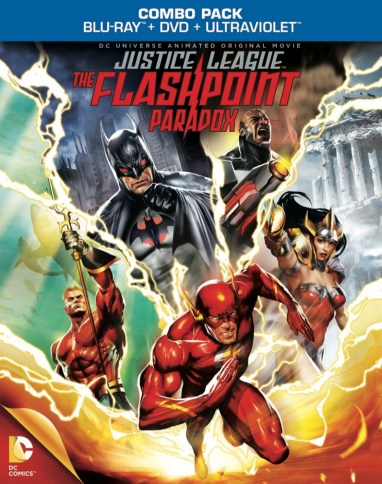 Bluray - Justice League Flashpoint