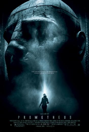 Poster - Prometheus - 2012