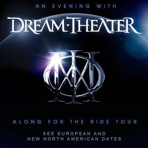 Tour - Dream Theater - 2014