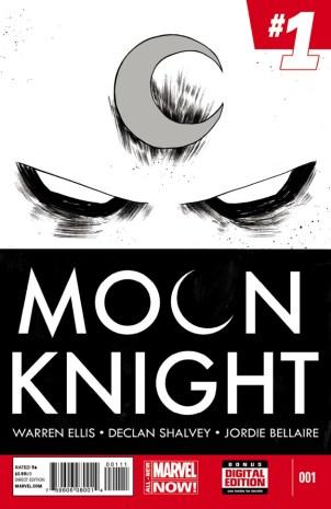 Comic - Moon Knight - 1 - 2014