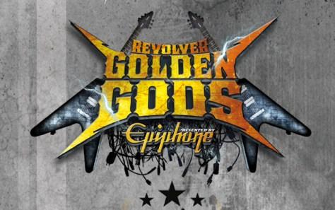 Banner - Revolver Golden Gods - 2014