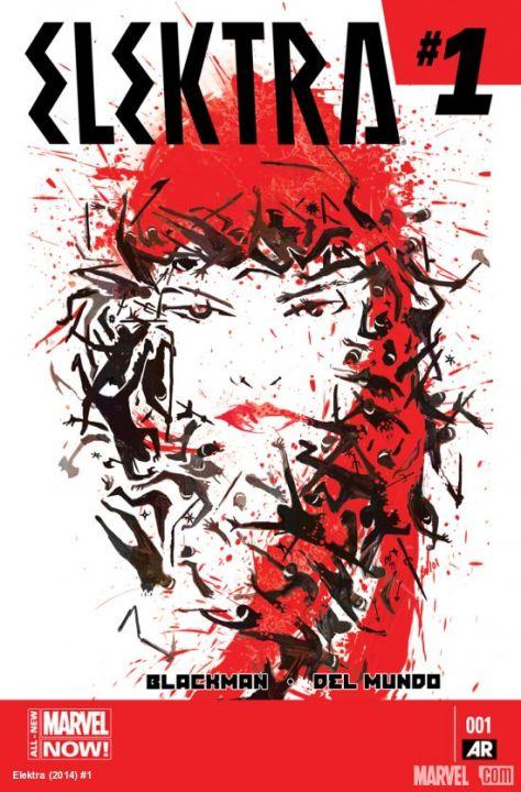 Comic - Elektra 1 - 2014