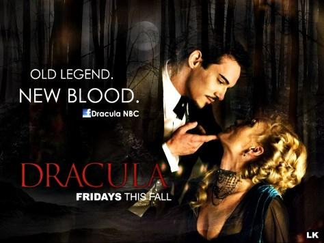 Poster - Dracula TV - 2014
