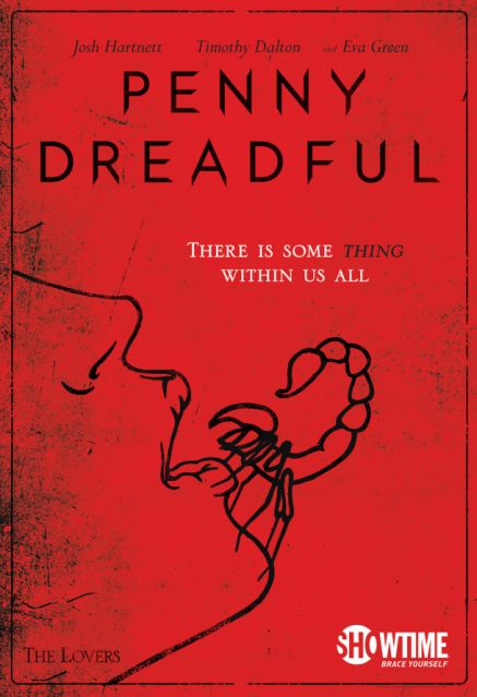 Poster - Penny Dreadful - 2014
