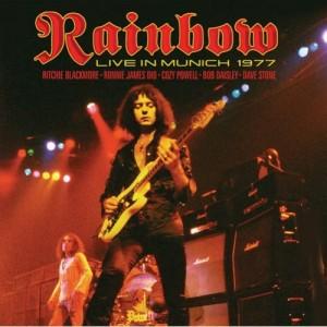 """Live In Munich 1977"" by Rainbow"