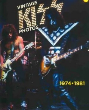"""""""Vintage KISS Photos: 1974-1981"""" by Marc Scallatino"""