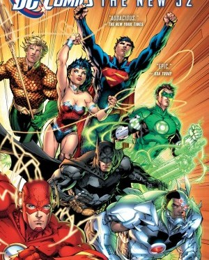 """""""DC Comics: The New 52"""" by Various Artists"""