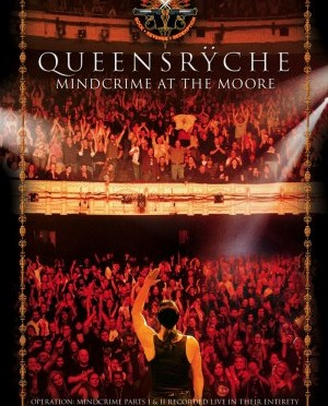 """""""Mindcrime At The Moore"""" (DVD) by Queensryche"""