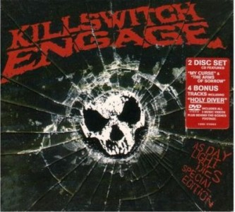 """""""As Daylight Dies"""" (Special Edition) by Killswitch Engage"""