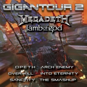 """""""Gigantour 2"""" by Various Artists"""