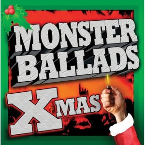 """""""Monster Ballads Xmas"""" by Various Artists"""