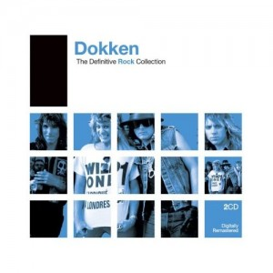 """""""The Definitive Rock Collection""""  by Dokken"""